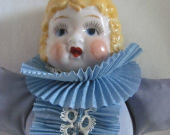 Antique Pincushion doll or baby toy.