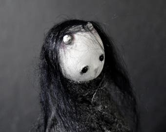 OOAK Art Doll - The Abandoned One - Angharad