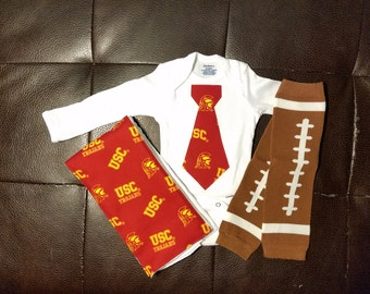 Boutique USC Baby Gift Set