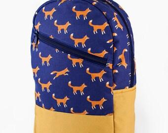 Caravan Backpack: Fox