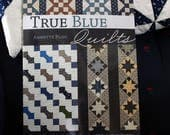 True Blue Quilts by Annette Plog
