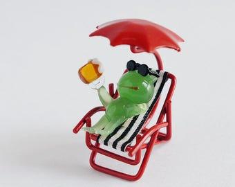 Miniature Glass Frog