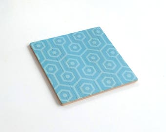 Objectify Hive Coasters - Set of 4