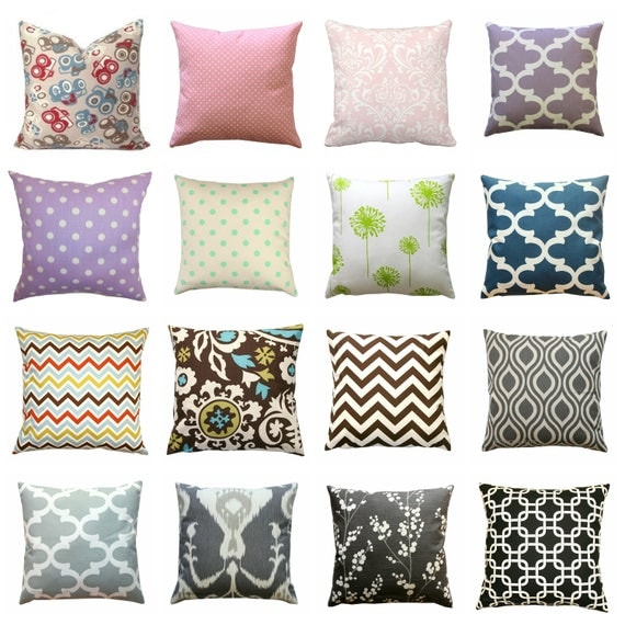 Decorative Throw Pillows Clearance : CLEARANCE Throw Pillows Decorative Pillow Cover Toss Pillow