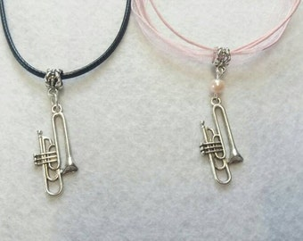 10 Trumpet  Necklaces Party Favors