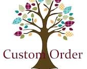 Custom order for Robin