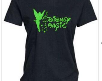 Girls Trip Shirt, Disney Group T Shirt, Tinkerbell Shirt, Ladies Disney Shirt, Disney Shirt, Womens Disney Shirt, Tinker Bell Shirt, Disney