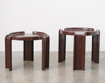 Kartell Stacking Tables