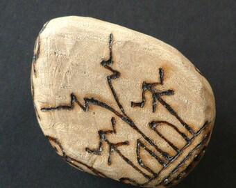 """Pocket Talisman 75: """"Oak for Manifestation"""""""