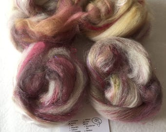 Dusky Rose Batts 1
