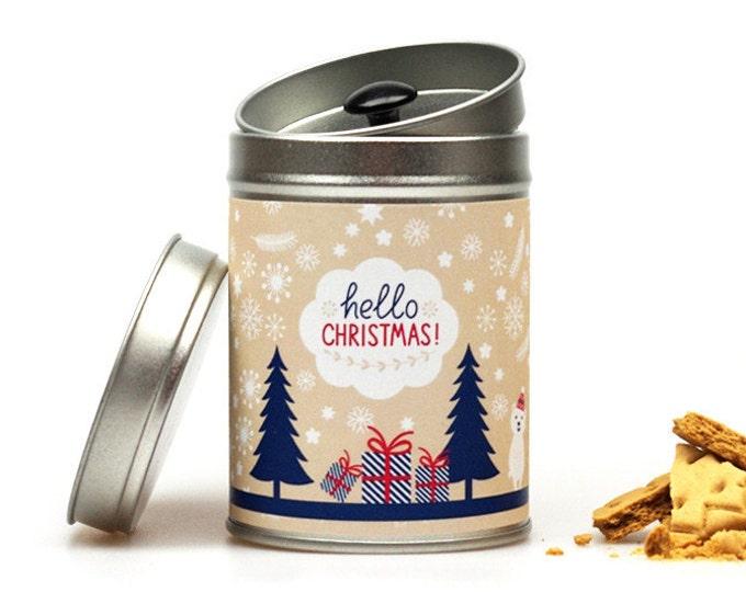 HELLO CHRISTMAS Gift Box