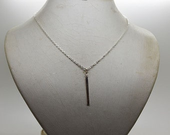 Sterling Silver Necklace S02