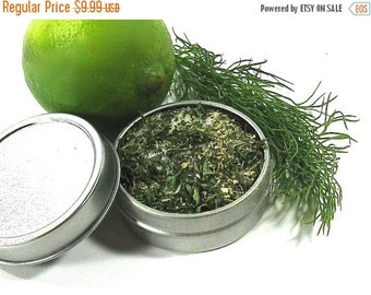 HOLIDAY SALE Key Lime Dill Seafood Blend (2 oz.)