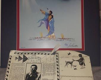 "Joe Rector Print ""Through The Storm"""