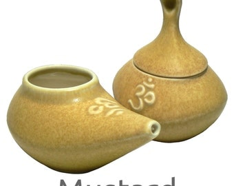 OM Spout & Salt Jar Set