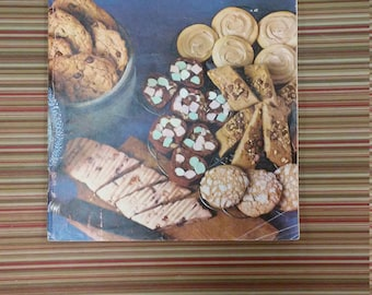 Vintage Occident King Midas Flour Quick as a Mix Pamphlet Booklet Cookie Recipes