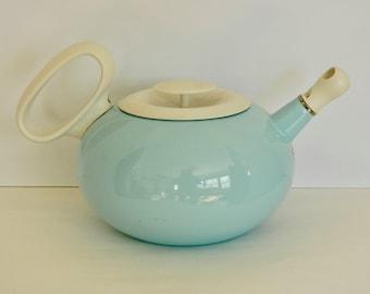 Copco Light Blue Tea Pot