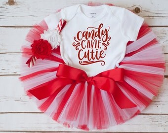 Baby Girl Christmas Outfit Girl Toddler Christmas Outfit