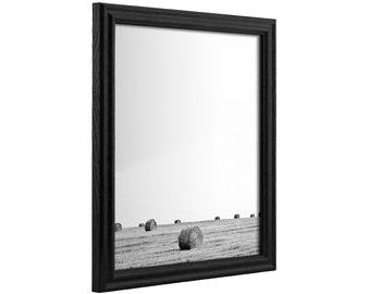 craig frames 10x10 inch black picture frame wiltshire 200 200ashbk1010