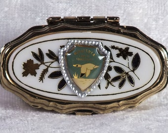Minnesota Pill Box/Trinket Case