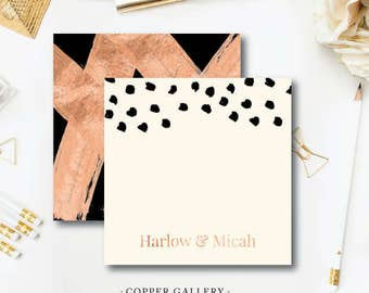 Copper Gallery Stationery