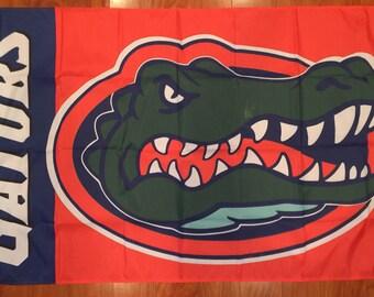 Florida Gators 3 X 5 Feet Flag Banner NCAA College University Fan