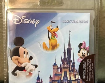 Cricut Mickey and Friends Cartridge - New  (Universal Overlay Required - Sold Separately)