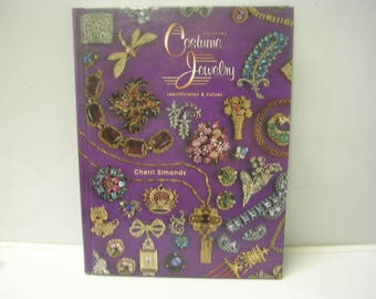 Collectible Costume Jewelry Identification and Values by Cherri Simonds Book