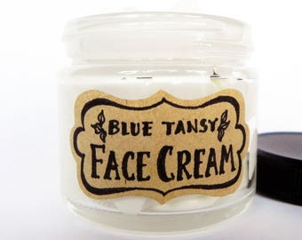 FACE CREAM - Blue Tansy - All Skin Types - Sensitive Skin