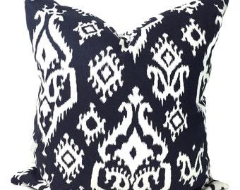 NAVY BLUE PILLOW Sale.14x14 inch.Decorative Pillow Cover.Housewares.Home Decor.Blue Pillow.Navy Blue Pillow.Small Blue Pillow.Blue Pillow