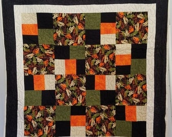 ARMY TANK QUILT