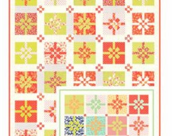 All Wrappeded Up  Pattern  by Fig Tree