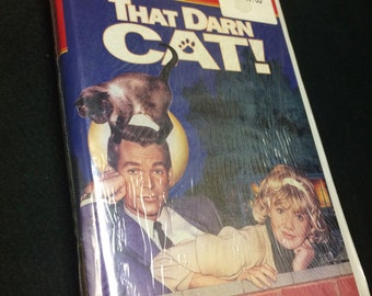 That Darn Cat Sealed VHS Tape