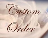 Custom Order for Anatte :)