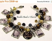 ON SALE Personalized Family Photo Charm Bracelet, Custom Mother's Day Gift, Mother's Day Gift, Personalized Family Bracelet, Custom Family P