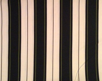 """Fabric Simple Stripe 1/2 yard x 54"""" wide Home Collections MM Designs soil release finish cotton"""