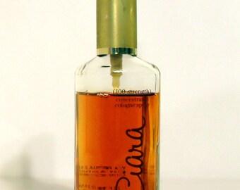 Vintage 1980s Ciara by Charles Revson Revlon 2.3 oz 100 Strength Concentrated Cologne Spray PERFUME