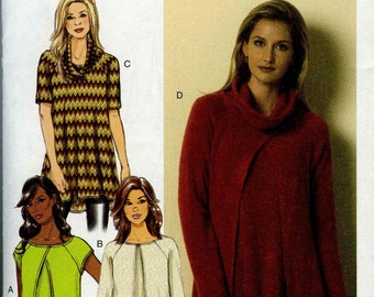 Butterick B6135 Fast & Easy Size Y (Xsm-Sml-Med)