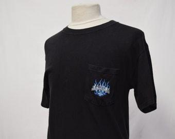 Harley Davidson Motorcycles Pocket T-shirt (DOWN FROM 24.99)
