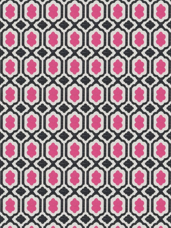 pink upholstery fabric geometric black white fabric by the yard heavyweight furniture fabric black pink pillows black white pillows