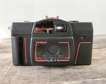 Kalimar LX: 11 35 mm Camera