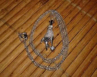 14 Karat Solid Gold Necklace Pendant