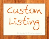 50 5x7 Baby Shower Invitations - No Envelopes - 130 lb. Glossy Cardstock
