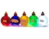 Steampunk Light Up Bottles- SET
