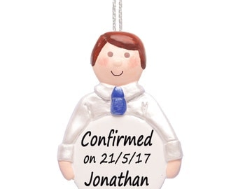 Personalised Confirmation Gift for Boys by Truly for You