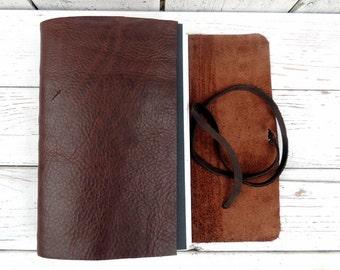 Travel Journal Explorer Journal Travel Notebook Gift for Travelers Graduation Gift Notebook Leather Journal