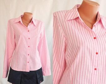 Vintage Cotton Shirt , size M-L / 40-42, ON SALE
