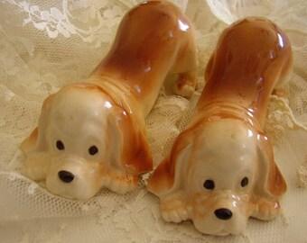 Vintage Puppy Pair KNICK KNACKS