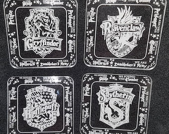 Dumbledore's Army House Coasters