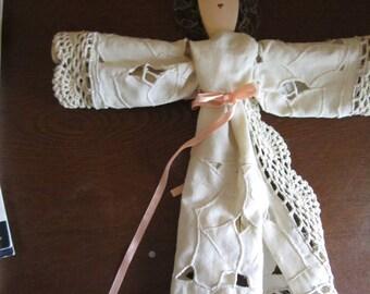 Wooden Spool Doll